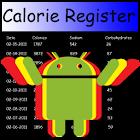 Calorie Register icon
