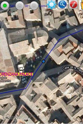 Tourist Tablet Toledo GPS