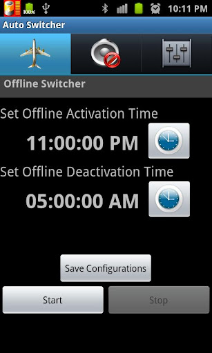 Auto Switcher