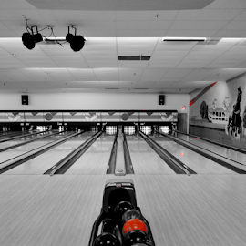Lanes 37 & 38 by Gary Ambessi - Sports & Fitness Bowling