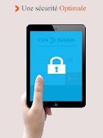 Screenshot of CIH MOBILE