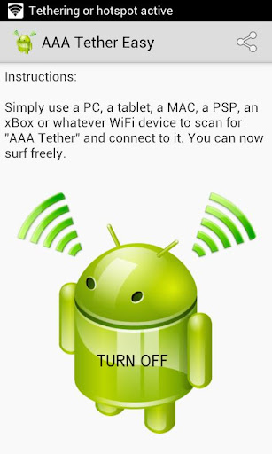 Easy WiFi Tether Pro