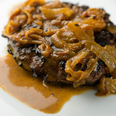 Salisbury Steak!