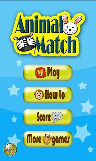 動物配對 Animal Match