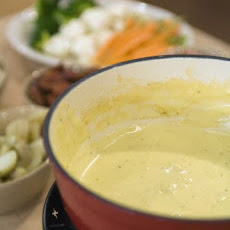 Tarentaise-Uplands Pleasant Ridge Blend Fondue