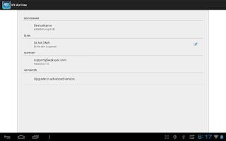 Screenshot of KX Air free : DLNA Receiver