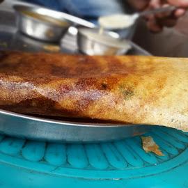 Dosa by Abhijit Halder - Food & Drink Eating