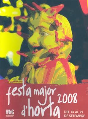 Festes Majors d'Horta 2008