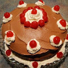 Holly's Black Forest Cake