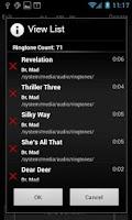 Screenshot of ShuffleTone 3.0
