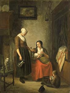 RIJKS: Johannes Christiaan Janson: painting 1810