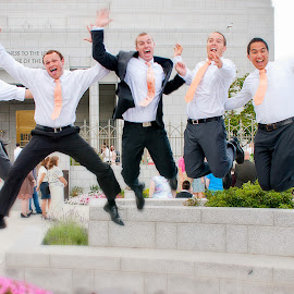 Let's Jump! by Kristin Klein - Wedding Groups