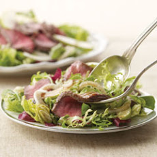 Beef Steak & Fennel Salad