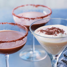 Chocolate And Caramel Cocktail