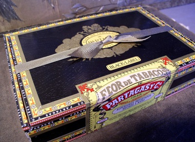Cigar Box Kit Partagasy