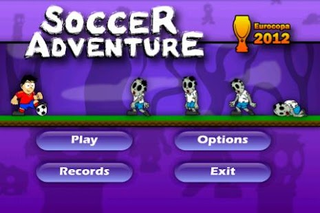 Soccer Adventure ENG - screenshot