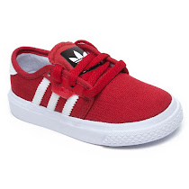 Adidas Seeley Canvas Trainer LACE-UP