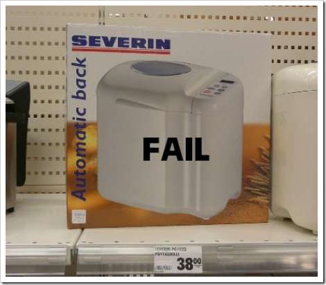 Funny Fail Pictures - Severin Automatic Back