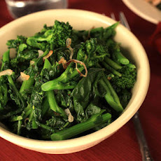 Sautéed Broccoli Rabe