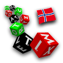 LetMix til Wordfeud (Norsk) icon