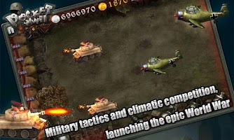 Screenshot of Pocket WWII - Free Game