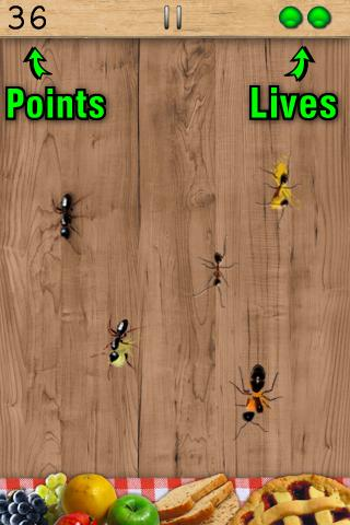 ant-smasher-best-free-game for android screenshot
