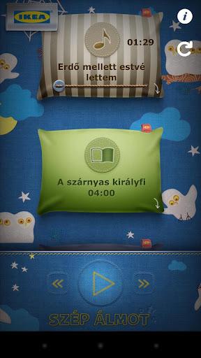IKEA Szép álmokat