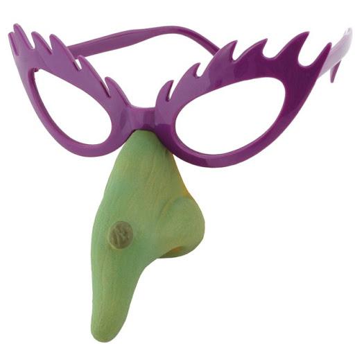 Glasses for Halloween
