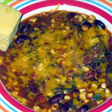 Texas Homestyle Meaty Chili