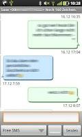Screenshot of Gschickt PRO (Messaging)