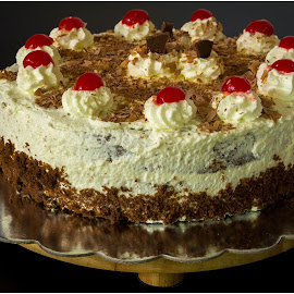 Black Forest by Naresh Balaguru - Food & Drink Cooking & Baking ( black forest cake )