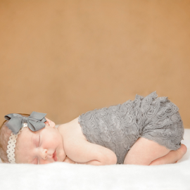 Taylen by Amber Welch - Babies & Children Babies ( sweet, girl, infant, tired, grey, sleeping, yellow, baby, newborn )