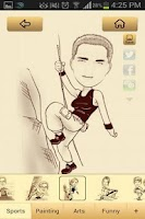 Screenshot of MomentCam Guia