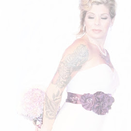 by Amber Williams - Wedding Bride