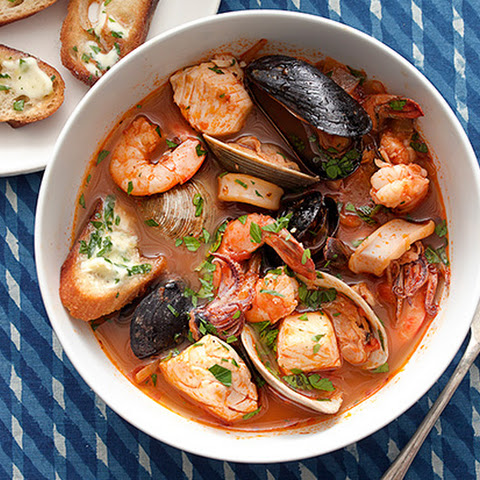 Seafood Stew Epicurious Recipes | Yummly