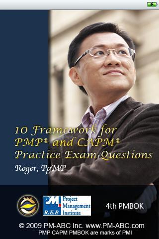 10 Framework PMP® CAPM® Exam
