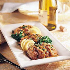 Sesame-Crusted Turkey Mignons
