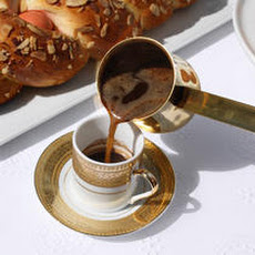 Greek Coffee (Ellinikos Kafes) Recipe