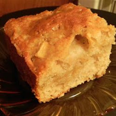 Blue Ribbon Apple Cake