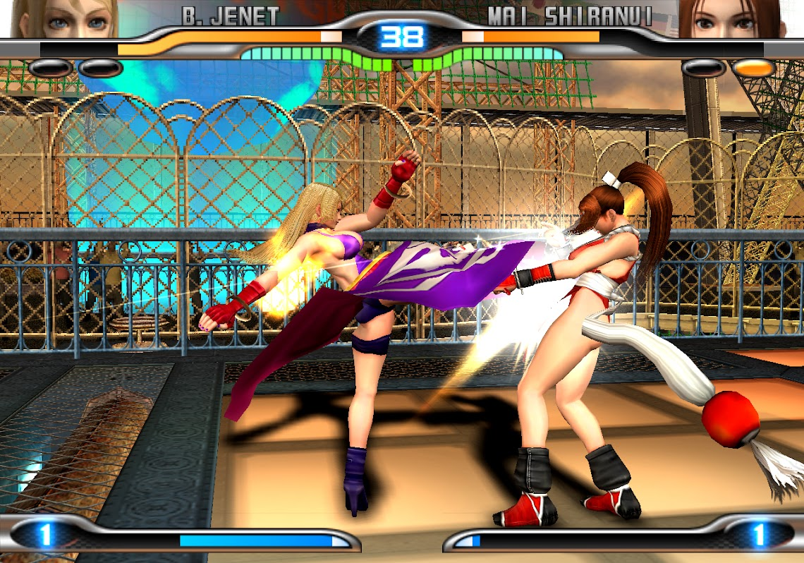 King of Fighters Maximum Impact 2