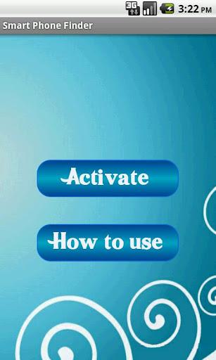 Smart Phone Finder