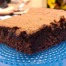 School Lunch Brownies