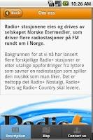 Screenshot of Radio+ Player