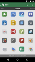 Screenshot of Lumos - Icon Pack