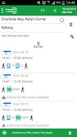 Screenshot of Journey Planner