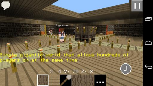 Fortress Friends - Block Game - screenshot