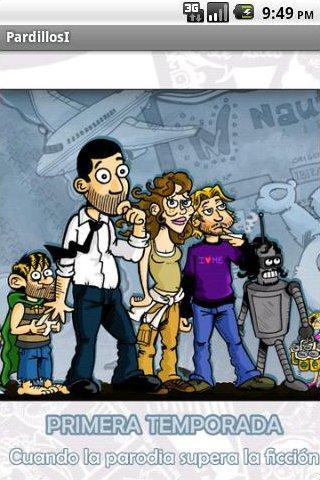 玩漫畫App|Pardillos I免費|APP試玩