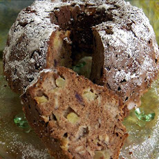 Apple Date Bundt Cake
