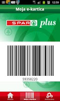Screenshot of SPAR plus
