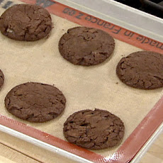Double Chocolate Buzz Buzz Cookies